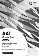 AAT (AQ2016) Level 2 Bookkeeping Controls Course Book 2019