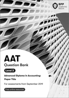 AAT (AQ2016) Level 3 Management Accounting: Costing Question Bank 2017