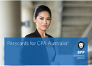 CPA Australia Business Finance Passcards 2019