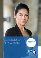 CPA Australia Financial Reporting Revision Kit 2020